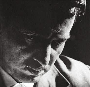 El gran ajedrecista yugoeslavo Svetozar Gligoric