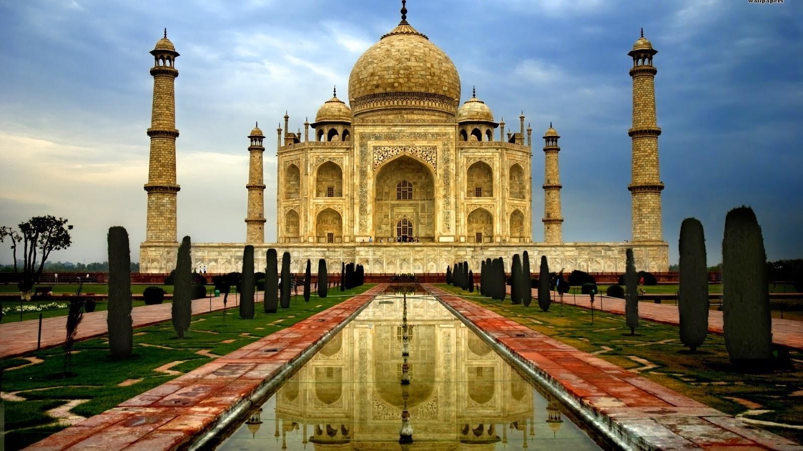 Taj Mahal templo India