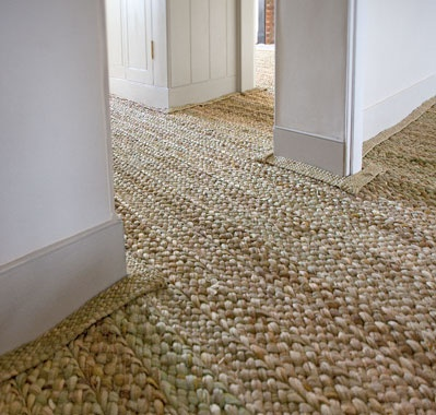 Sea grass rug design for Wall to wall carpeting