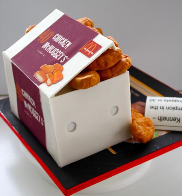 Mcnugget Cake