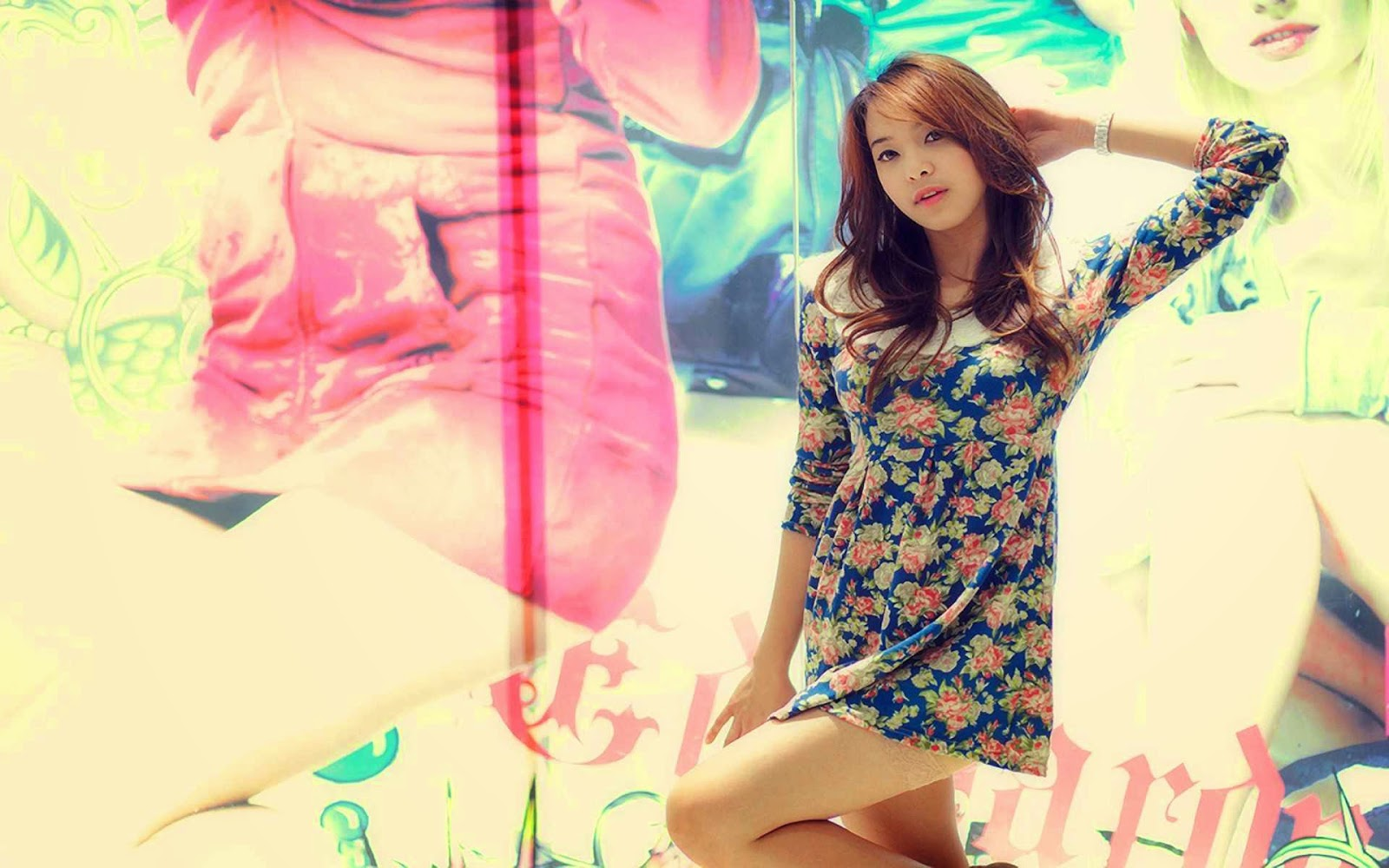 Cute Japanese Girls Wallpapers