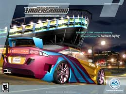 Password PS2 Need For Speed Underground 2
