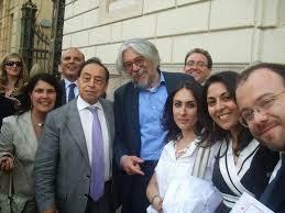 AL TEATRO GARIBALDI CON IL PROFESSOR MELLUZZI