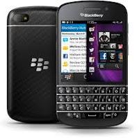 Harga BlackBerry Q10 Oktober 2013