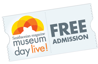 free museum tickets