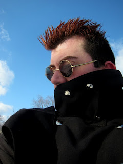 Black Stampede Duster inspired by Trigun - May 2011 Customer Photo 3