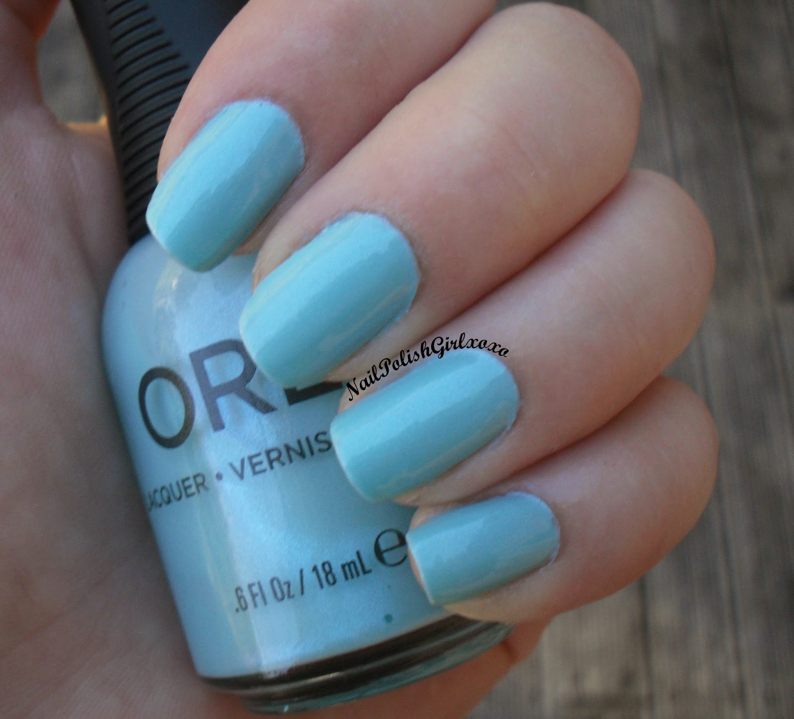 Orly Pretty Ugly Shade