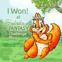 Winaar bij Fabrika Fantasy