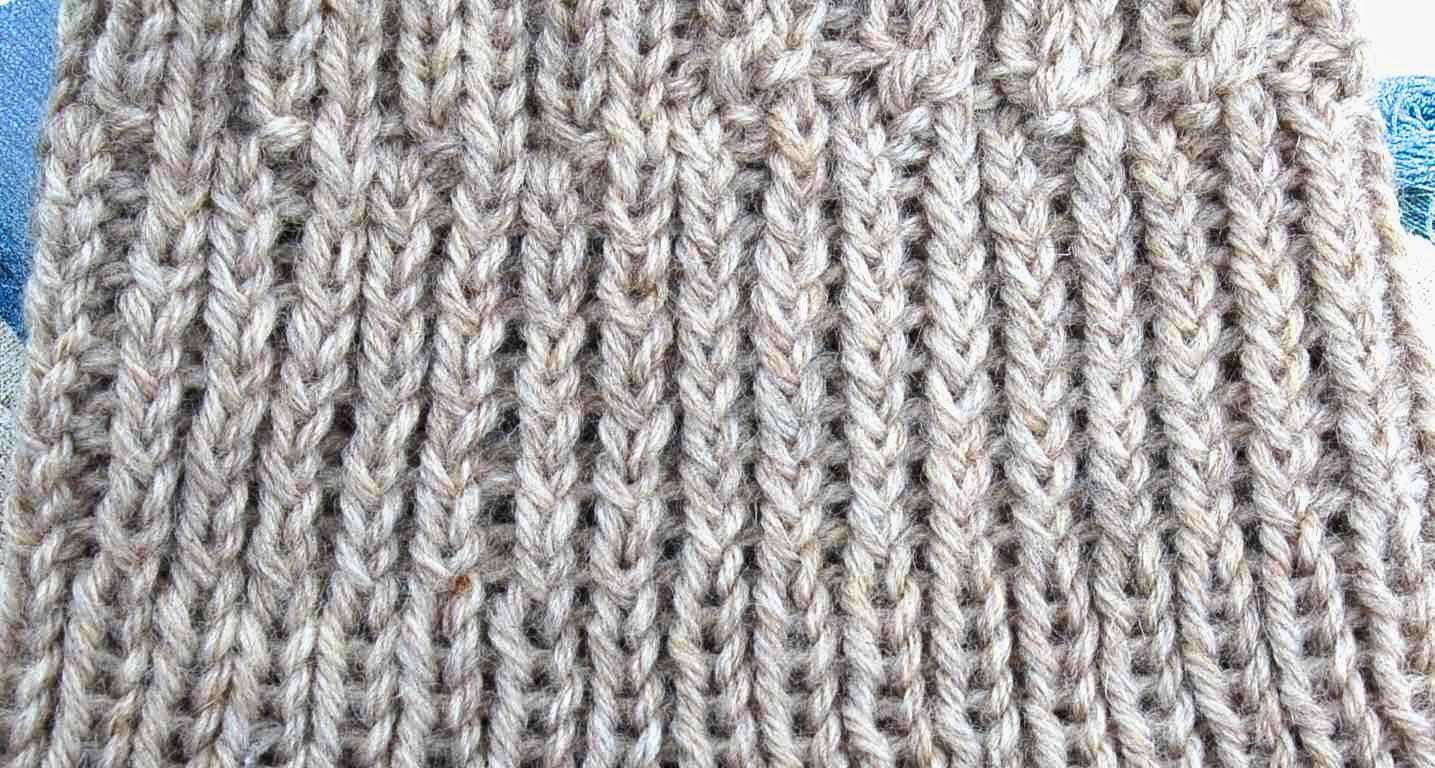 Knitting Rib Stitch On Circular Needles : Knitaway ribbing the sampler