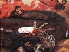 Katil Zombi Araba