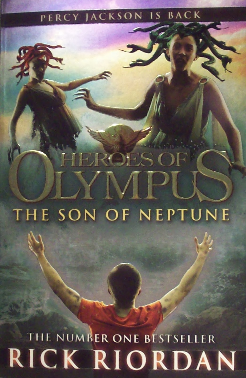 son of neptune by rick riordan All because of amnesia rick riordan is the author of the famous book series percy jackson the son of neptune is a myth story because it's mostly about.