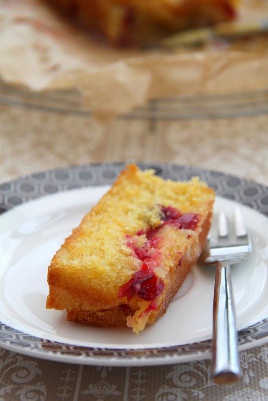 Jesienne ciasto ze śliwkami