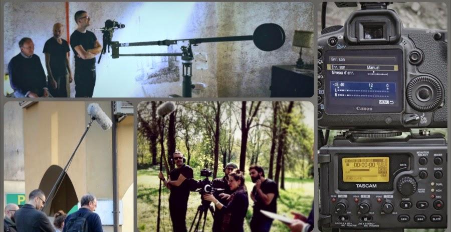 Scuola di cinema a Padova 2014 - 2015