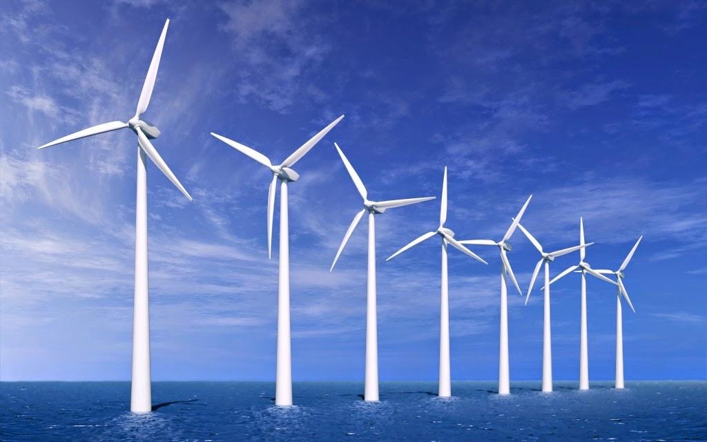 Megawindmolens voor Katwijk