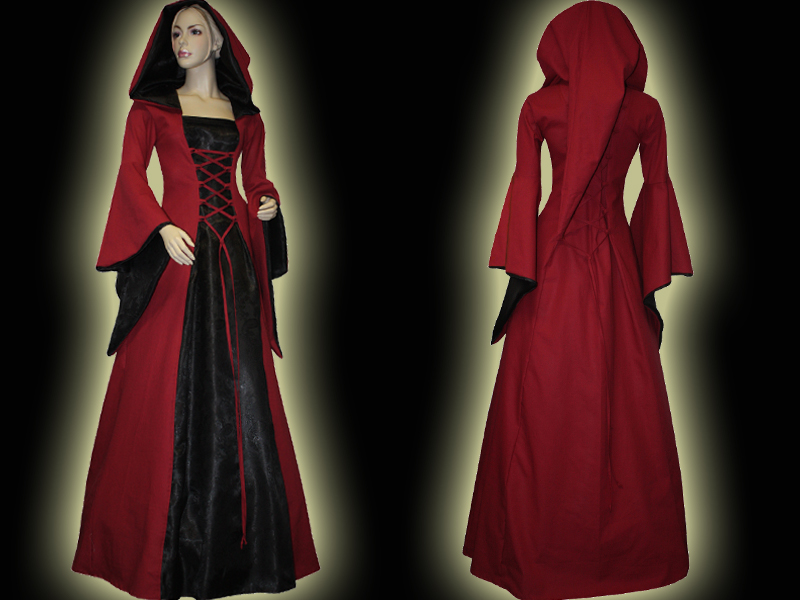 Kleidung im mittelalter manner und frauen
