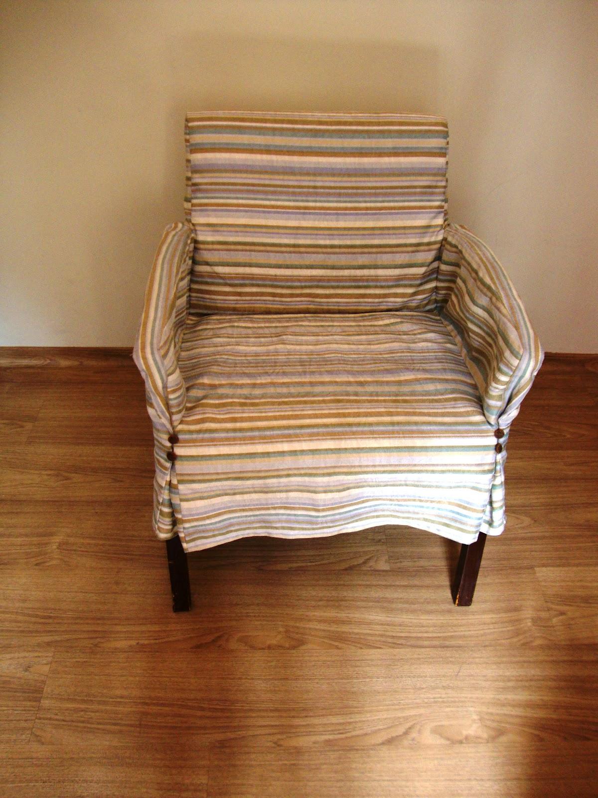 Babuchy Decor: Capa para Cadeira #743F1C 1200x1600