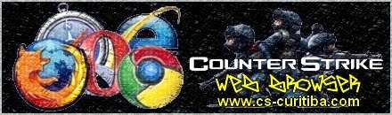 Counter Strike - Web Browser