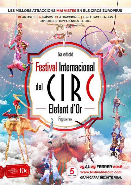 FESTIVAL DE CIRC 2016