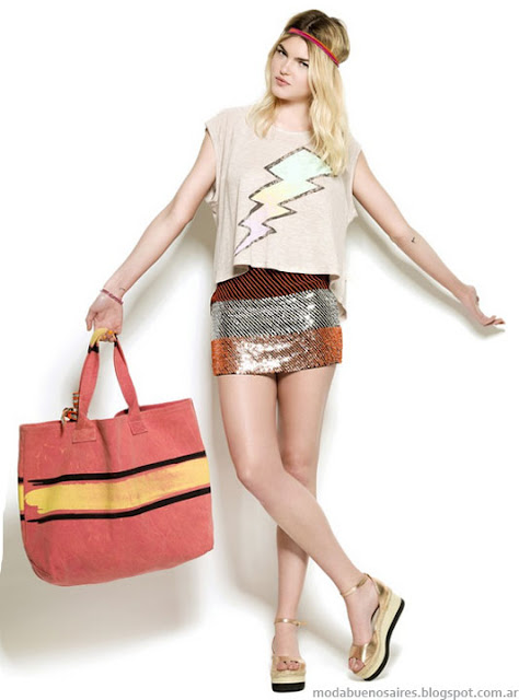 Kosiuko 2013. Looks verano moda 2013.