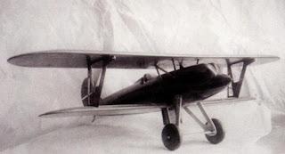 Деревянная модель И-3