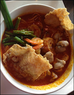 Penang Curry Laksa U-Cafe