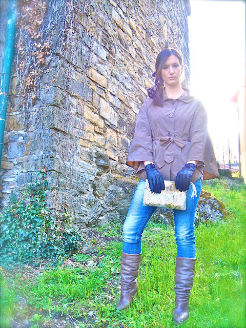 GIORGIA &amp; JOHNS, outfit blog , italian fashion bloggers, amanda marzolini fashion blog, pastel colors, colori pastello, colori fluo, fluo colors, fashion location ss 2012