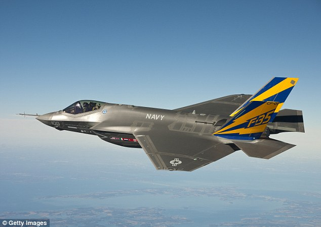 Canada's F-35 Blueprints Stolen By China