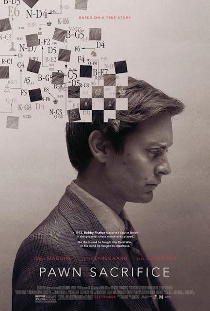 Sinopsis Film Pawn Sacrifice 2014 (Liev Schreiber, Peter Sarsgaard, Tobey Maguire)