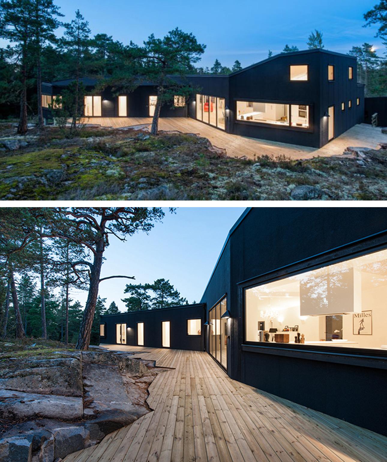 Villa Blåbär, homepersonalshopper, blanco, colores fluor, alegre, moderno