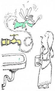 Bienvenue chez les cm2 de l 39 cole nd 240 sur les - Conte de la rue broca la fee du robinet ...