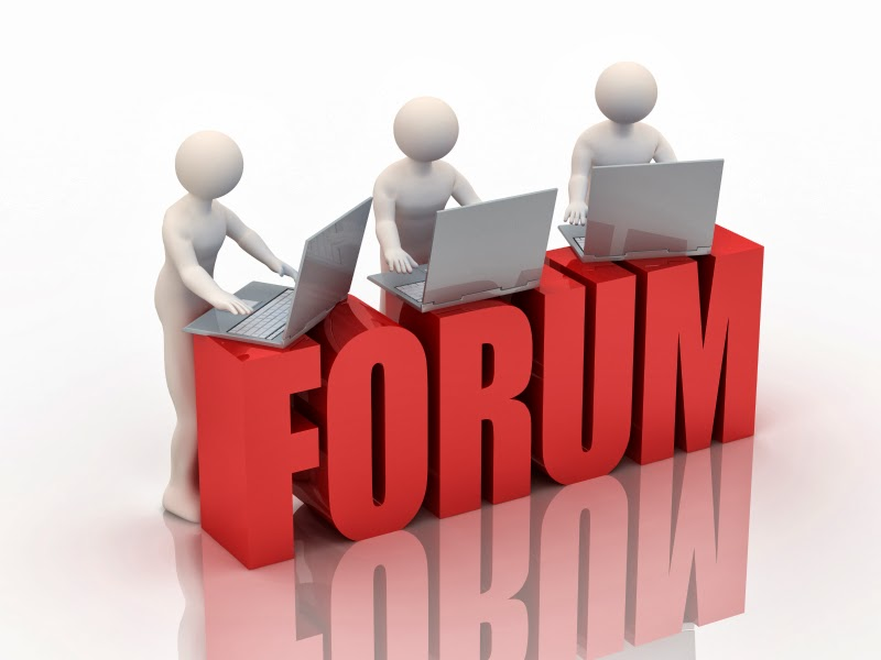FORUM NOW OPEN!