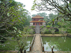 Imperial Tomb of Minh Mang Hue