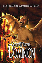 The Vampire Hunters: Dominion (trade paperback)
