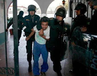 México a 10 años de la brutal represión policial en Atenco