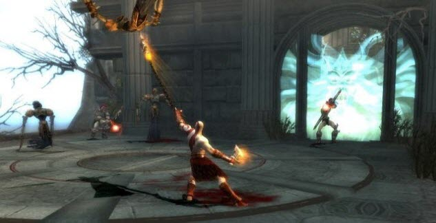 God of War 2 Mission