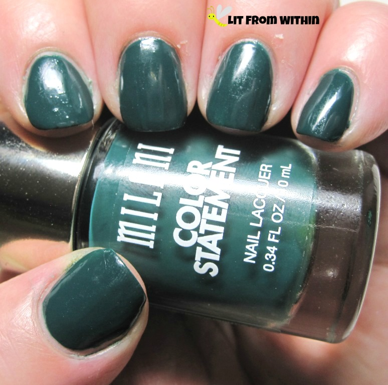 Milani Enchanted Emerald