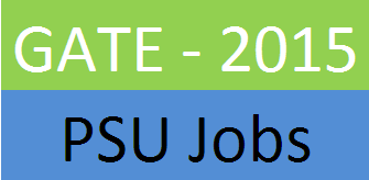 Branch-Matrix for GATE 2015 PSU Jobs