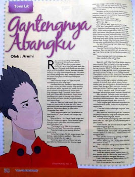 GANTENGNYA ABANGKU