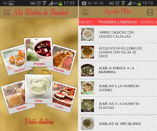 Recetas Android