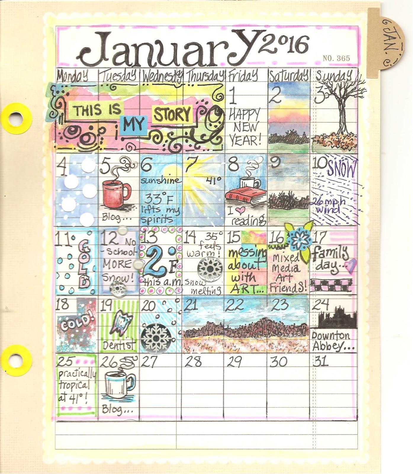 Calendar Art Ks : Art beneath the cottonwoods