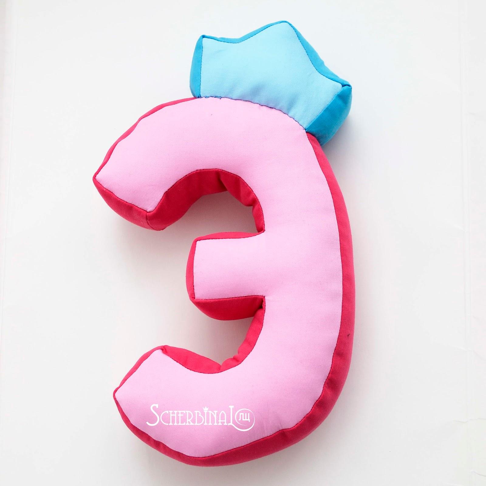 Мягкие буквы, буквы подушки, именные буквы