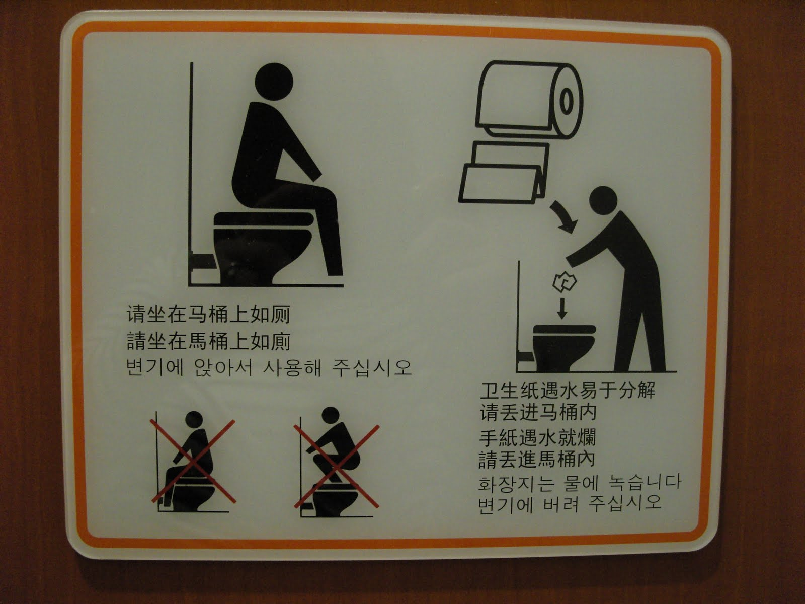 How to use commode bathroom - How To Use A Toilet