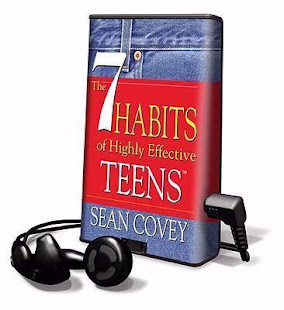 Inspired by The 7 Habits of Highly Effective Teens