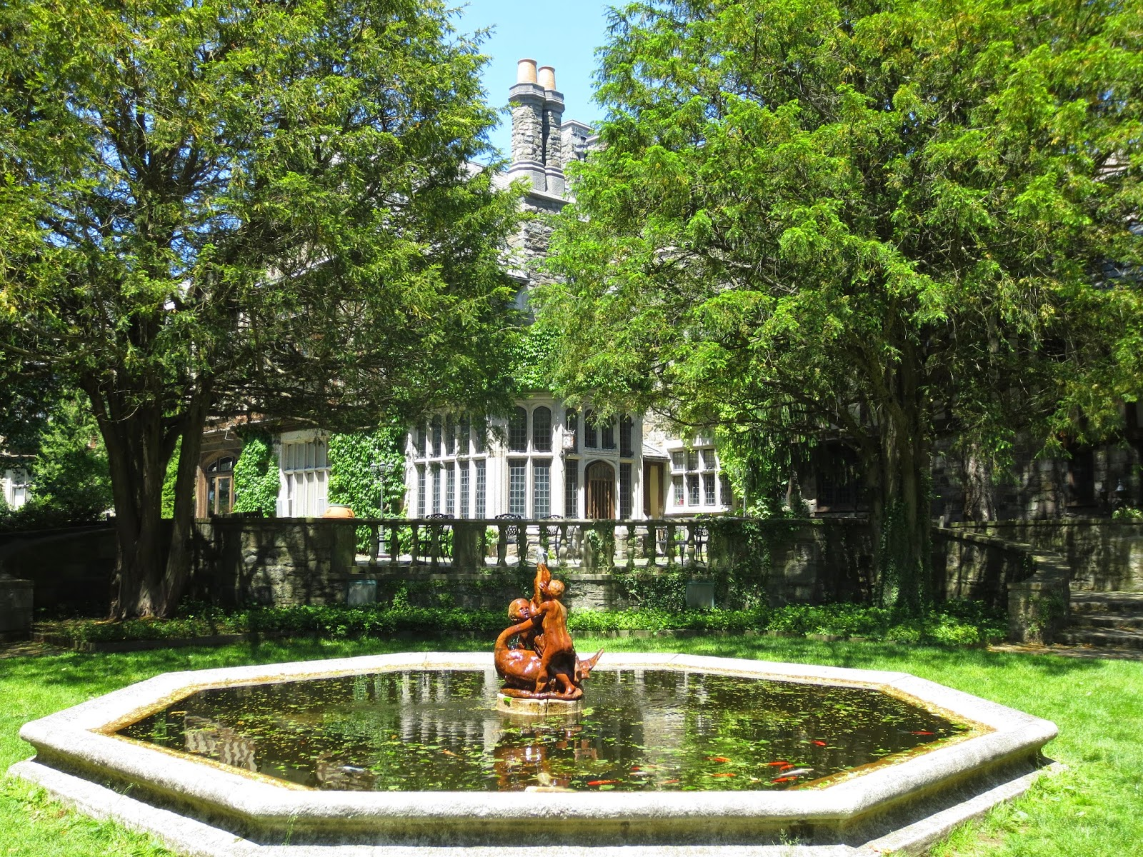 The New Jersey State Botanical Garden Is Open Every Day From 8 A.m. To 8  P.m., Admission Is Always Free, But On Summer Saturdays, Sundays, And  Holidays From ...