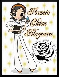Premio Chica Bloggera