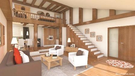Estilo loft con un toque industrial belleza salud for Decoracion estilo loft