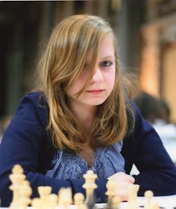 """Isabelle Malassagne: Championne de France """"Benjamines"""" Nîmes 2012"""