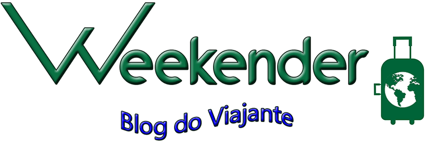 Blog Weekender - O Blog do Viajante
