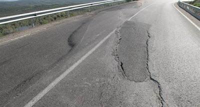 fallas carreteras