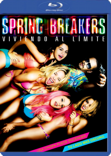 Spring Breakers: Viviendo al limite BRrip Latino 2012